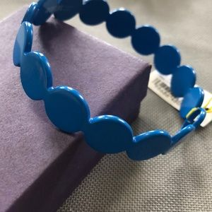 NWT KATE SPADE SATURDAY BLUE BANGLE